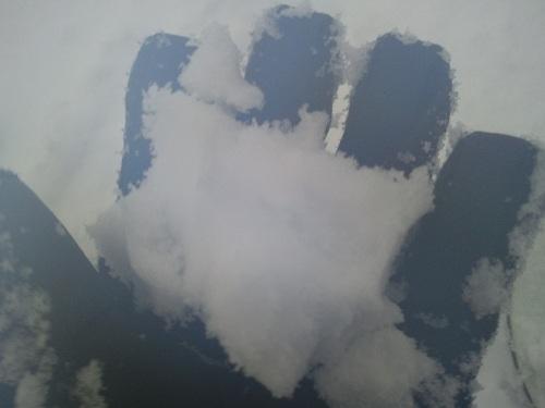 乗鞍高原雪質