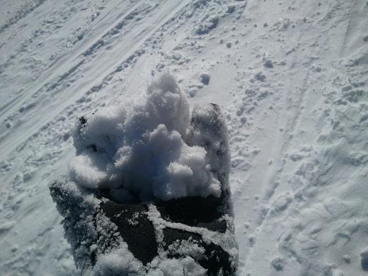羽鳥湖スキー場の雪質
