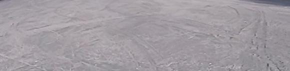 イゾラグランコースの斜面の見た目